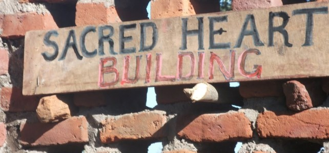 Sacred Heart School Building – Salima Village, Malawi