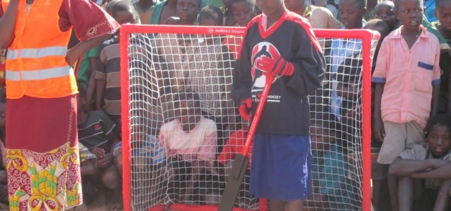 Stanley Cup in Malawi