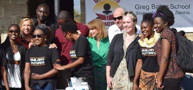 The Greg Baker School Opens in Zambia