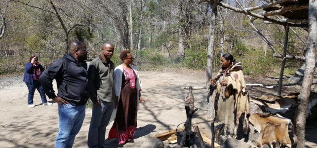 Her Excellency Ambassador Oliver Wonekha Visit to Plimoth Plantation