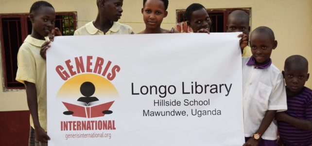 Longo Library Building Opens in Mawundwe, Uganda